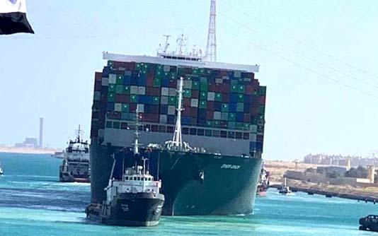 Joy as megaship refloated, Suez Canal reopens to traffic