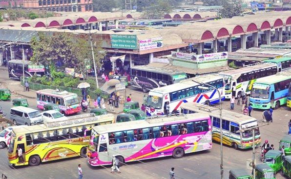 Govt increases bus fares by 60%