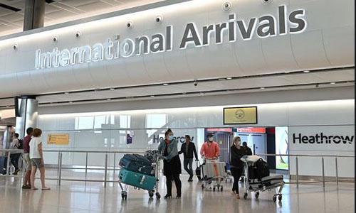 UK bans air travellers from Bangladesh
