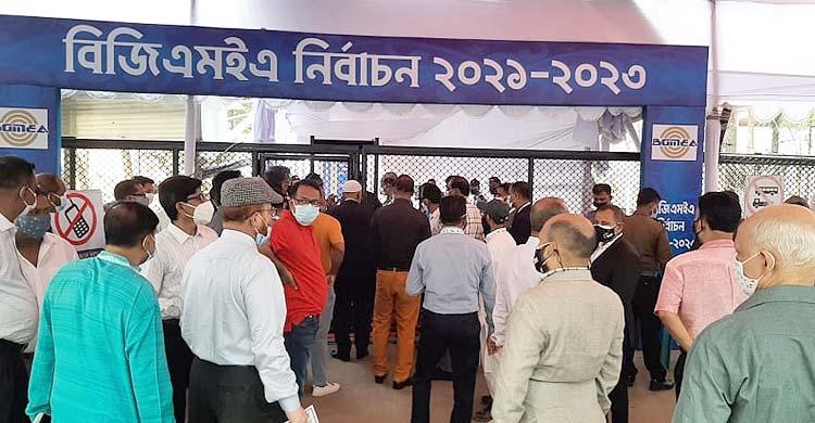 Faruque Hasan-led Sammilito Parishad wins BGMEA election