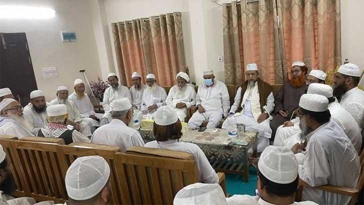 Mamunul's marriage is lawful, say Hefazat leaders
