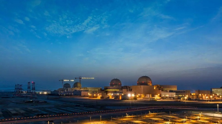 UAE begins commercial operation of first Arab nuclear plant
