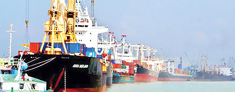 Country's exports slid 0.12pc to $28.93b in July-March