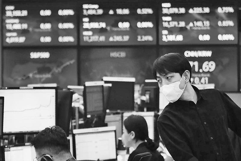 Asian markets mixed but stay optimistic over recovery