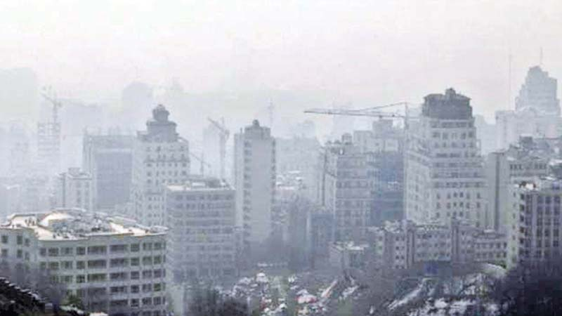 Air pollution: Matter of grave concern