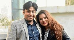 Actor Selim, wife Rosey test positive for COVID-19