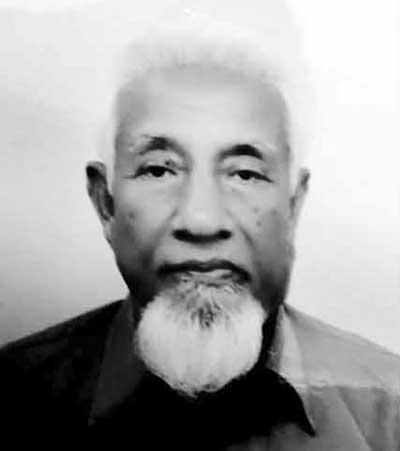 Sirajul Islam passes away