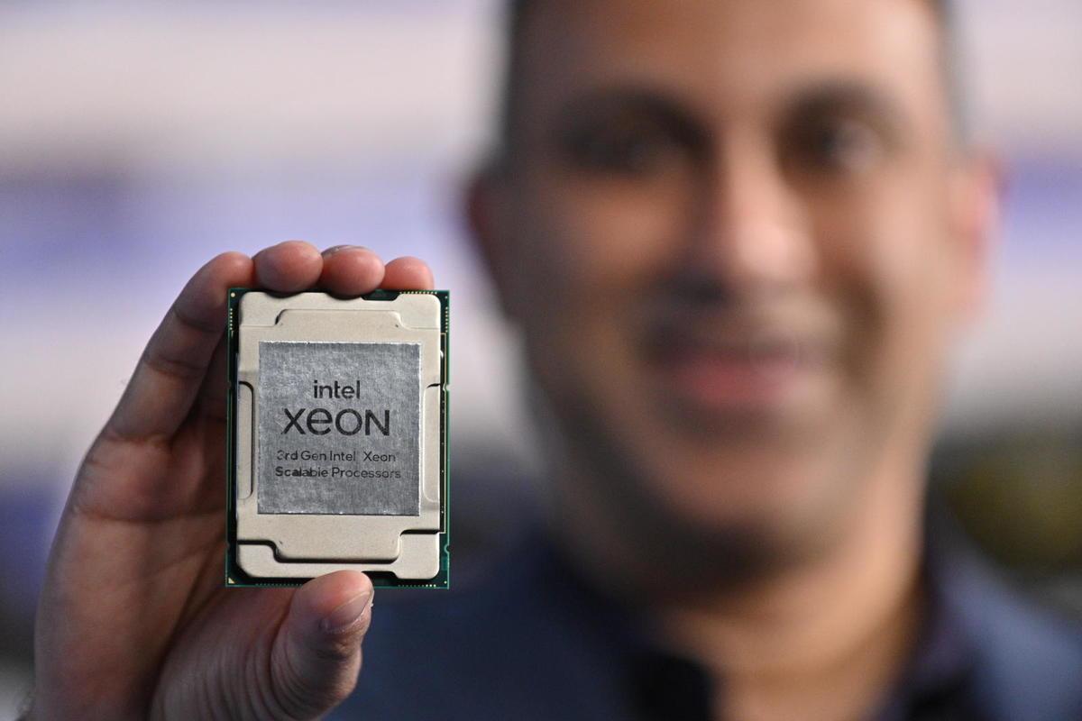 3rd Gen Intel Xeon introduced by Intel