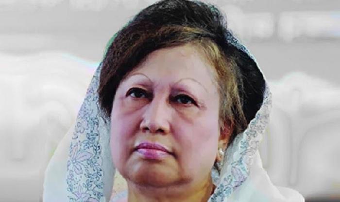 Khaleda Zia infected with coronavirus: DGHS