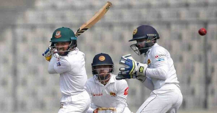 Bangladesh preliminary Test squad to fly for Sri Lanka Monday noon