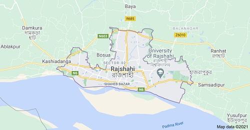 21 held in Rajshahi on various charges