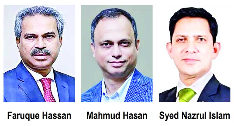 BGMEA new leaders vow to revive export, realise GSP plus facilities
