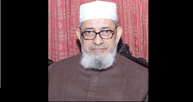 Jamaat's former ameer Makbul Ahmad is no more