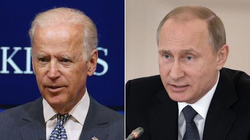 Kremlin says Biden in phone call told Putin he wanted to normalise ties