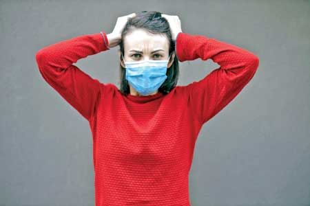Managing young people's anxiety during pandemic