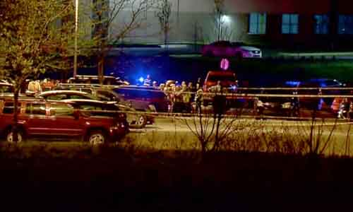 8 dead in mass shooting at Indianapolis FedEx facility