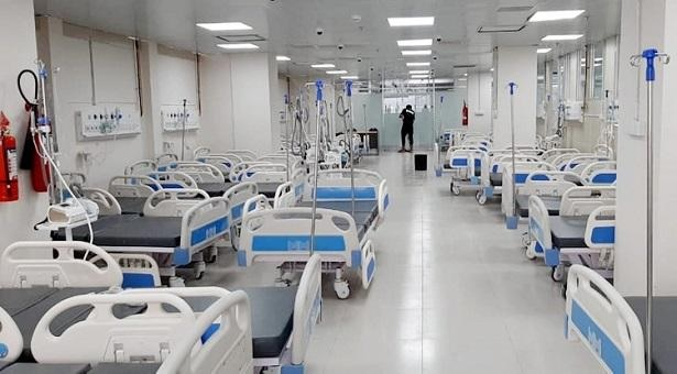 Country's largest COVID-19 hospital will be inaugurated on Sunday