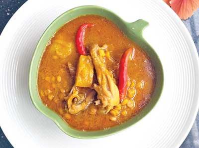Sehri Recipe