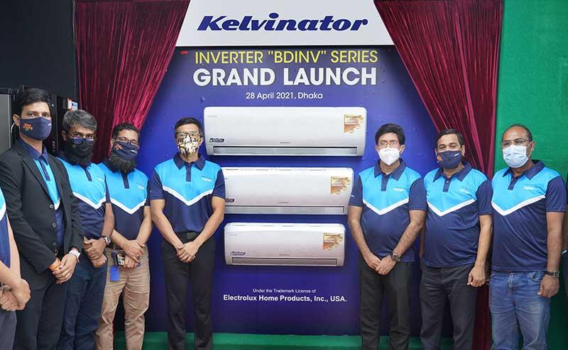 Sony-Rangs launches new series Kelvinator AC