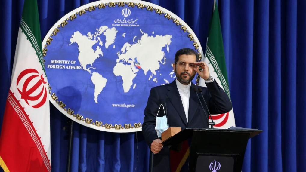 Iran welcomes Saudi change of tone, sees 'new chapter'