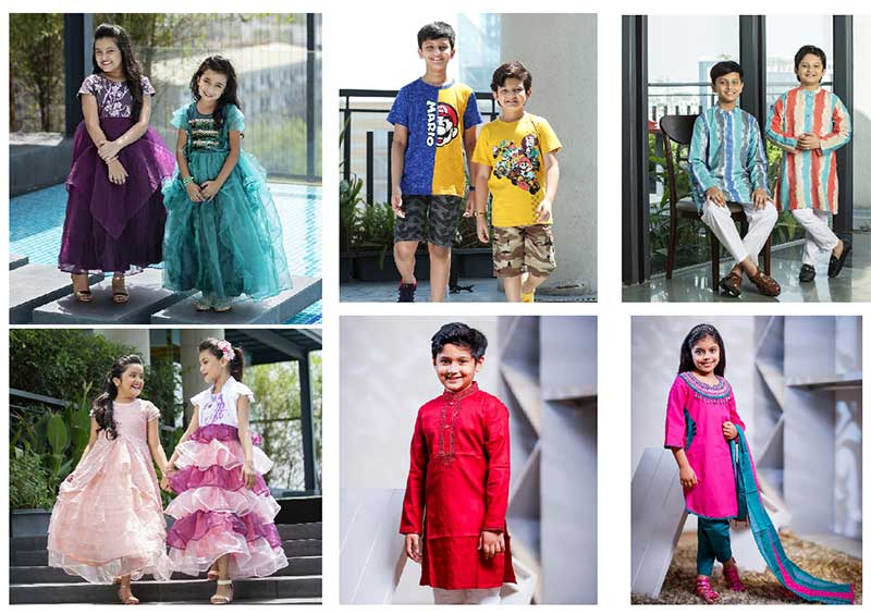 Kids Eid delight
