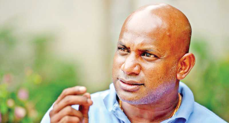 Sanath Jayasuriya urges fans to stay home safely and look after others