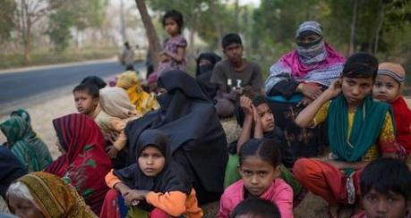 Rohingyas trying to enter Bangladesh again, BGB tightens patrol