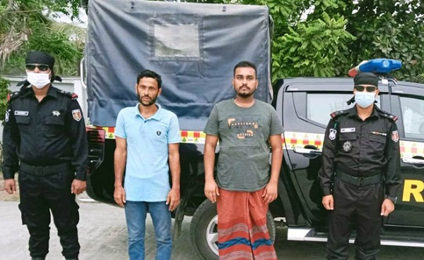 2 held with Yaba tablets in Bagerhat