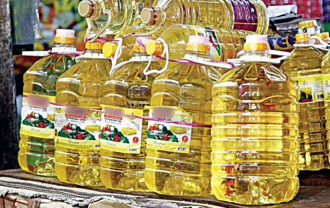 Edible oil prices cut by Tk 3 per litre