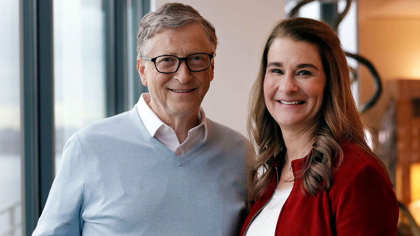 Bill and Melinda Gates to divorce after 27 yrs of marriage