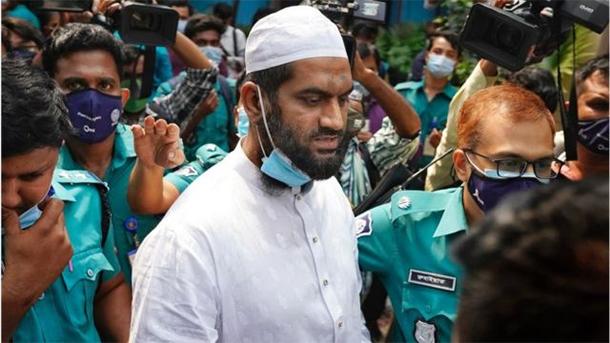 Hefazat leader Mamunul on 5-day fresh remand