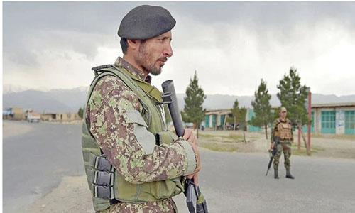 Afghan troops kill over 60 Talibans after US base takeover