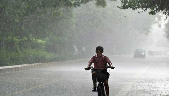 Rain likely to happen next three days