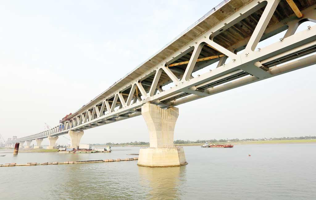 Train to run on Padma Bridge from opening day: Sujan