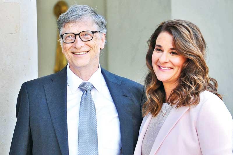 Bill, Melinda Gates divorce with $124b at stake
