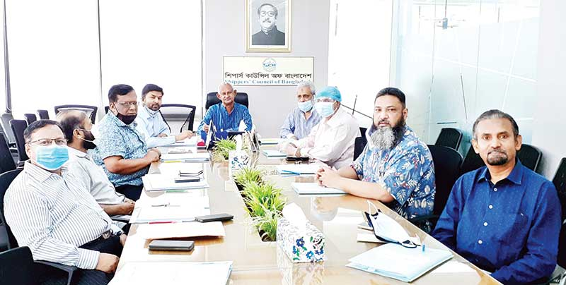 7th meeting of the Board of Directors of  Shippers' Council of Bangladesh (SCB)