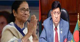 Momen greets Mamata; hopeful of resolving outstanding issues