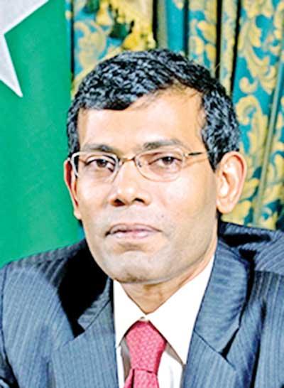 Maldives' ex-prez Nasheed 'critical'