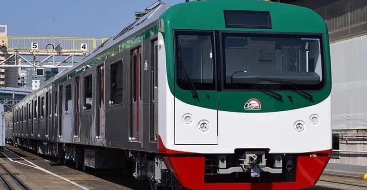Metro Rail's 2nd consignment to arrive at Mongla Port on Sunday