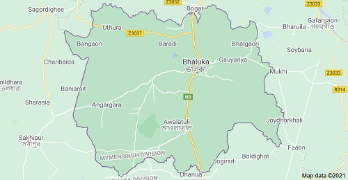 Three Bhaluka cops suspended on charge of extorting from rickshaw puller