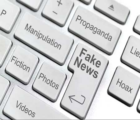 Paid media and fake news versus the fair scribe