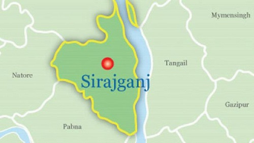 Motorcyclist killed in Sirajganj road accident