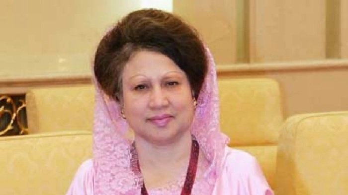 Diplomats send letters, flowers wishing Khaleda Zia's early recovery