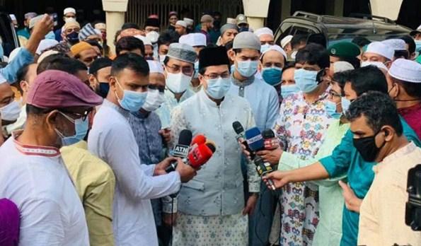 Return to Dhaka after lockdown ends: Mayor Taposh