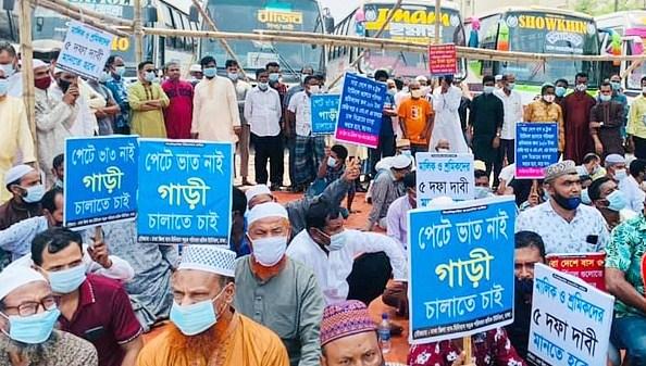 Resumption of long-haul bus services demanded