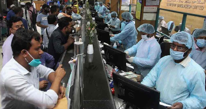 Banks, insurance cos, bourses open from Sunday