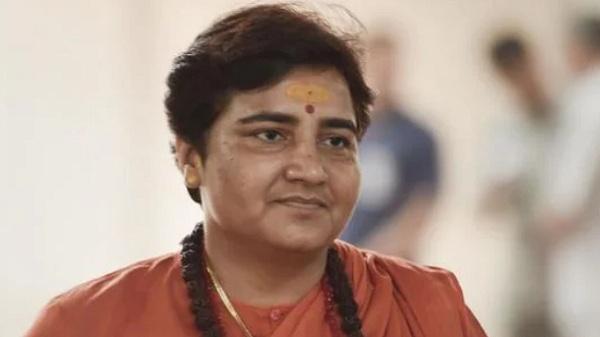 BJP MP Pragya Thakur. (File photo)