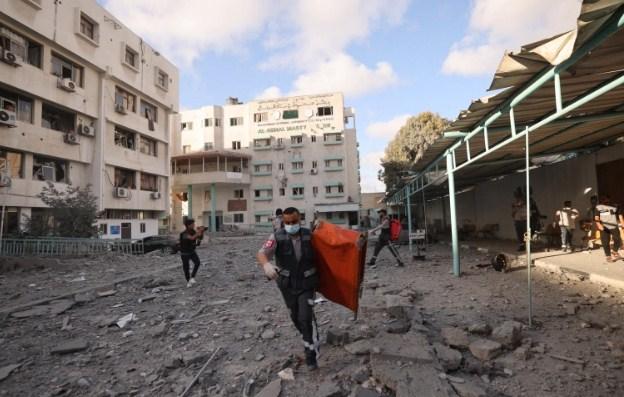 200 killed in Gaza by Israeli attacks
