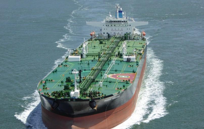 Iran preps new oil export terminal across Strait of Hormuz
