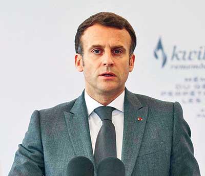 Macron seeks forgiveness over Rwanda genocide